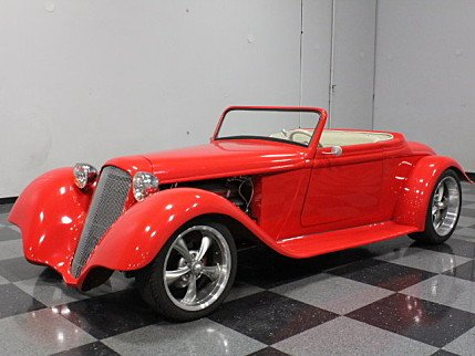 1933 Plymouth Custom for sale 100760480