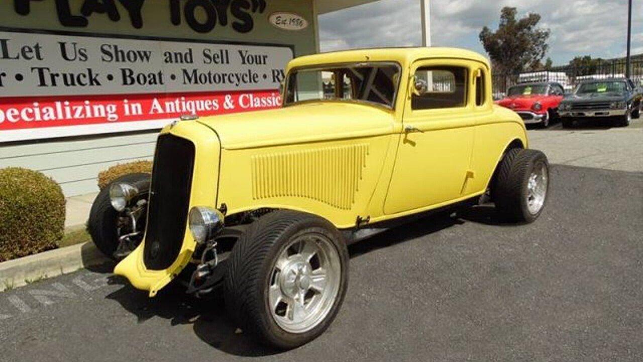 1933 Plymouth Custom for sale near Redlands, California 92373 ...