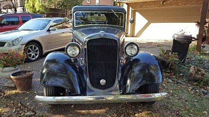 1933 Plymouth Other Plymouth Models for sale 100844838