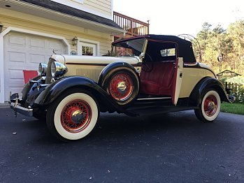 1933 Plymouth Other Plymouth Models for sale 100929127
