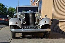 1933 Rolls-Royce 20/25HP for sale 100771108