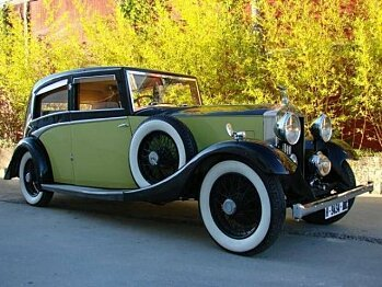 1933 Rolls-Royce 20/25HP for sale 100822860