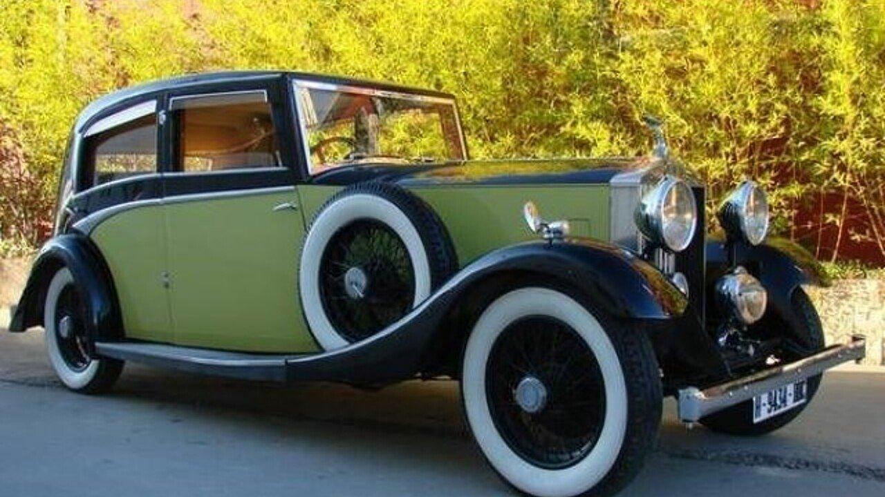 1933 rolls-royce 20/25HP for sale 100822860