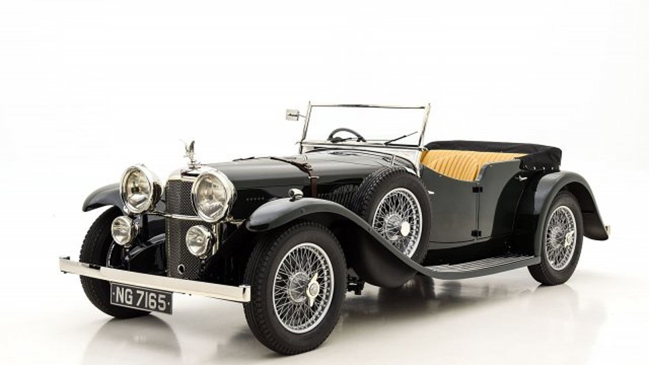 1934 Alvis Speed 20 for sale 100924831