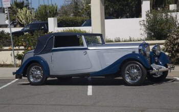 1934 Bentley 3 1 2 Litre
