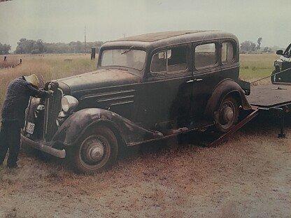 1934 Chevrolet Master for sale 101000292