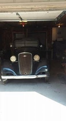 1934 Chevrolet Other Chevrolet Models for sale 100822928