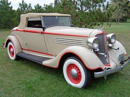 1934 Chrysler Other Chrysler Models for sale 101001111