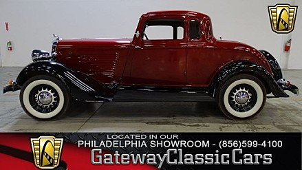 1934 Dodge Deluxe for sale 100873115