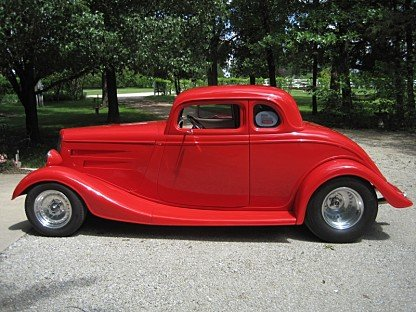 1934 Ford Custom for sale 100728547
