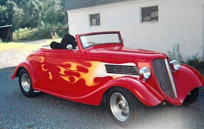 1934 Ford Custom for sale 100729754