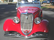 1934 Ford Custom for sale 100736526
