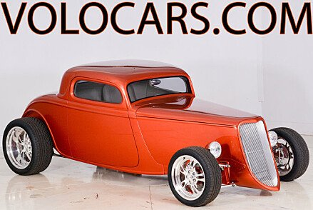 1934 Ford Custom for sale 100766114
