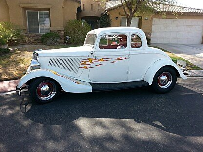1934 Ford Custom for sale 100778117