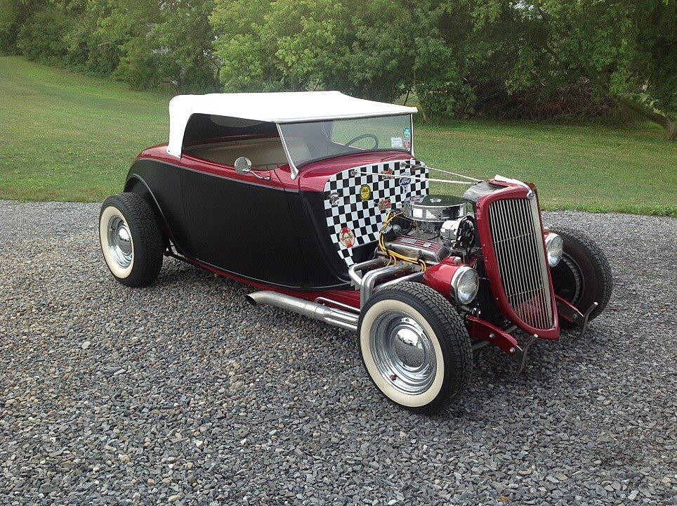 1934 Ford Custom for sale 100838976