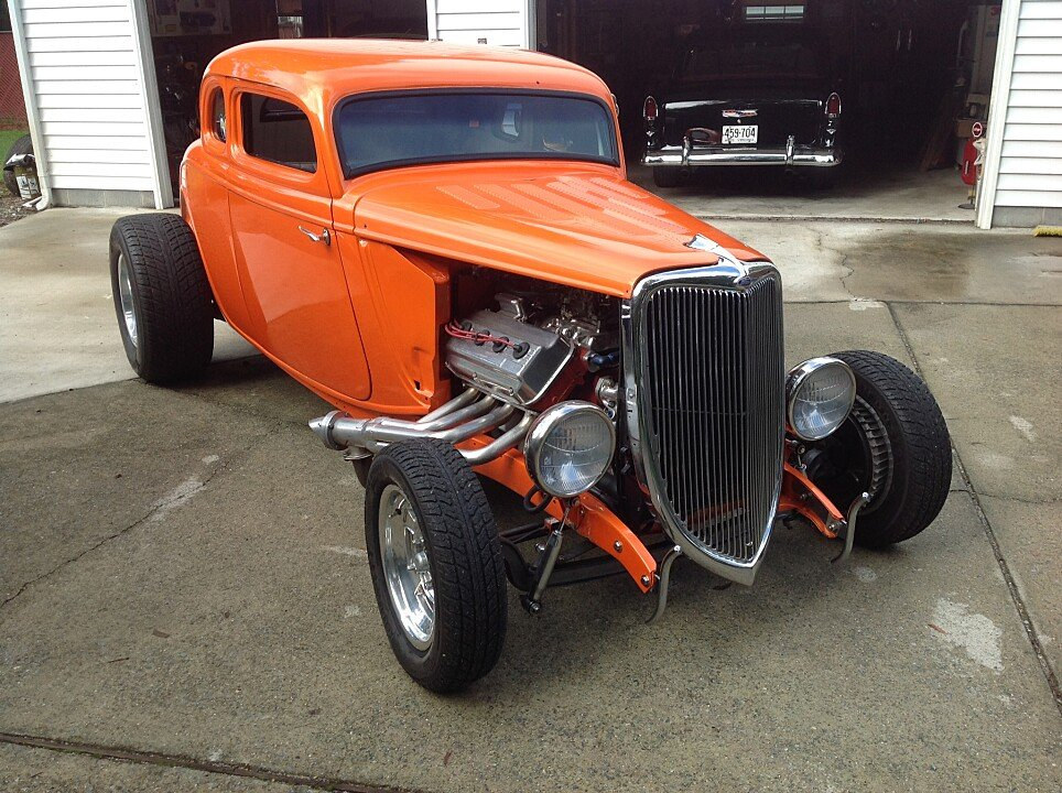 1934 Ford Custom for sale 100841156