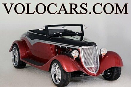 1934 Ford Custom for sale 100841921