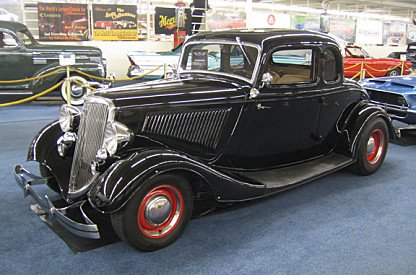 1934 Ford Custom for sale 100853989