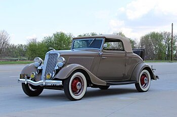 1934 Ford Custom for sale 100922646