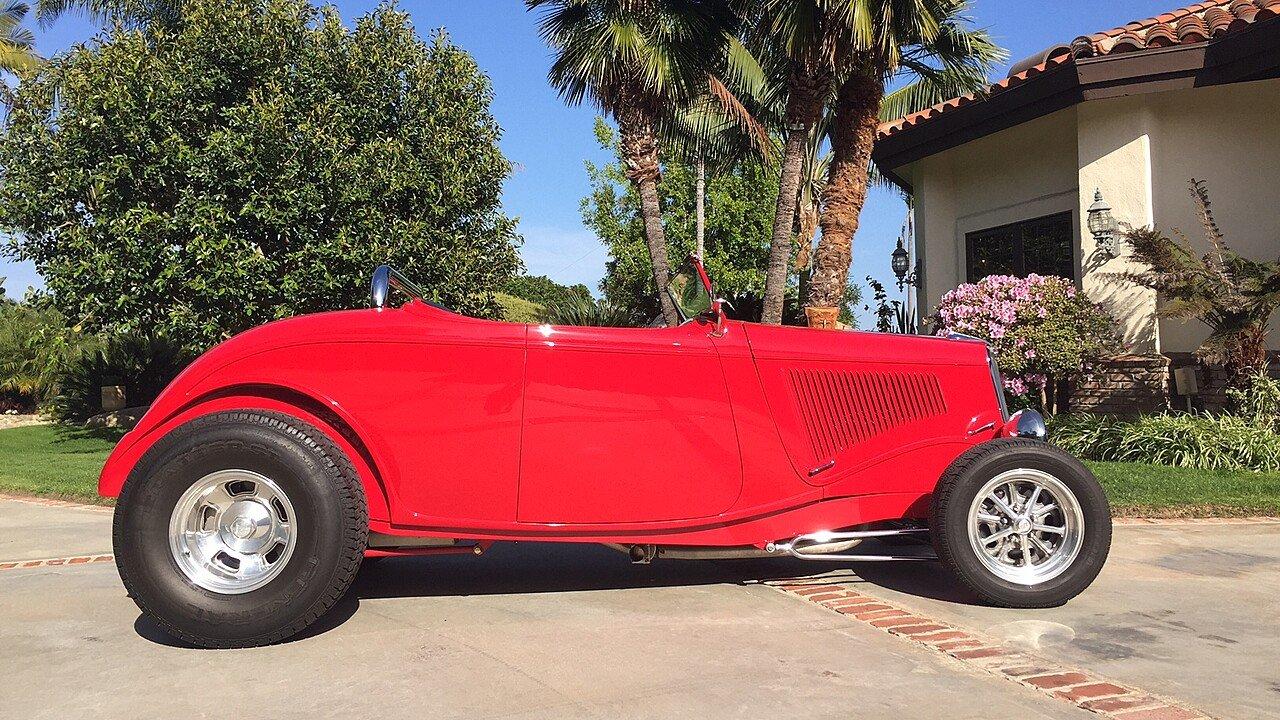 1934 Ford Custom for sale near Orange, California 92867 - Classics ...