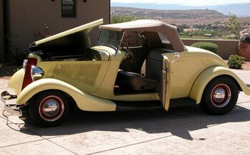 1934 Ford Custom for sale 101055962