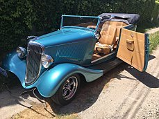 1934 Ford Custom for sale 100860368