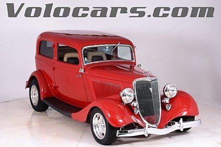 1934 Ford Custom for sale 100925567