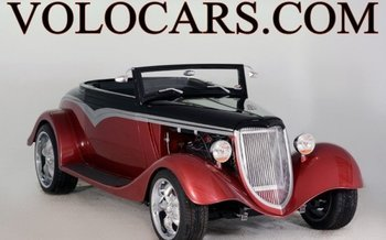 1934 Ford Custom for sale 100996786