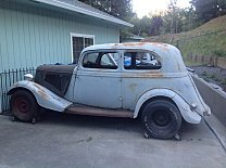 1934 Ford Deluxe Tudor for sale 100758594
