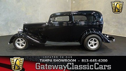 1934 Ford Deluxe Tudor for sale 100773868
