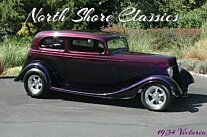 1934 Ford Deluxe Tudor for sale 100776183