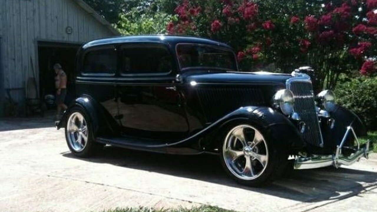 1934 Ford Deluxe Tudor for sale 100822813