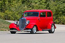 1934 Ford Deluxe Tudor for sale 100906399