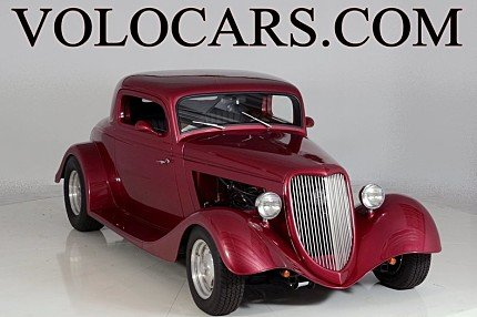 1934 Ford Deluxe for sale 100762127