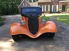 1934 Ford Deluxe for sale 100769438