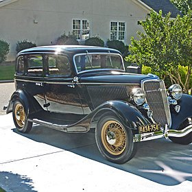 1934 Ford Deluxe for sale 100779722