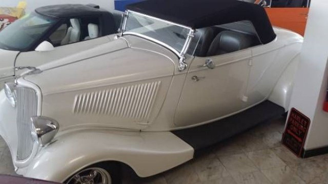 1934 Ford Deluxe for sale 100822857