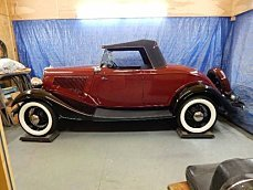 1934 Ford Deluxe for sale 100942357