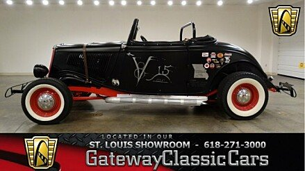 1934 Ford Model 40 for sale 100740484