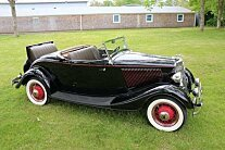 1934 Ford Model 40 for sale 100762905