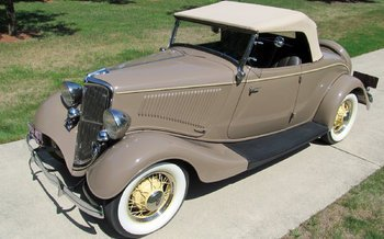1934 Ford Model 40 for sale 100787225
