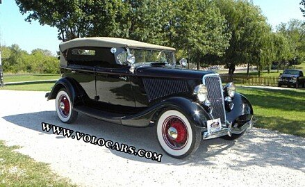 1934 Ford Model 40 for sale 100841832