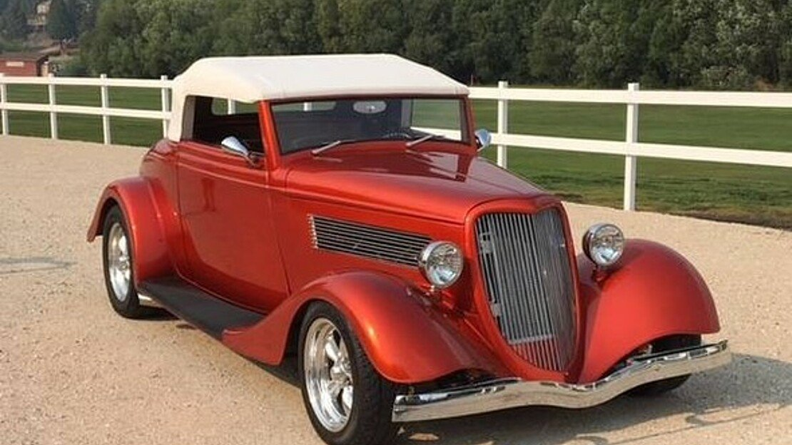1934 Ford Model 40 for sale 101028065