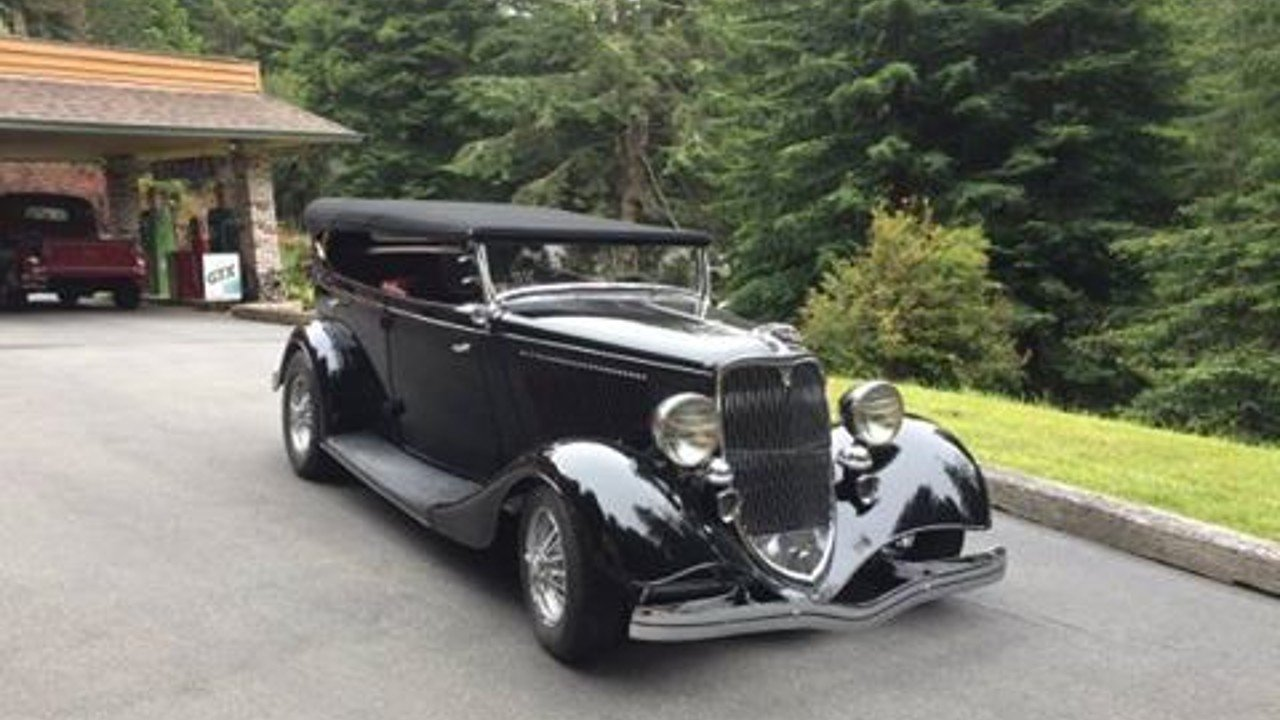 1934 Ford Other Ford Models for sale 100877187