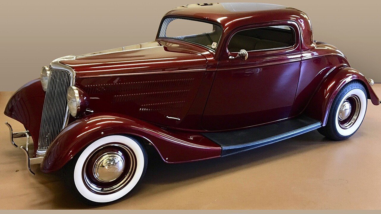 1934 Ford Other Ford Models for sale 100924677