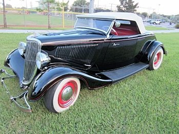 1934 Ford Other Ford Models for sale 100819229