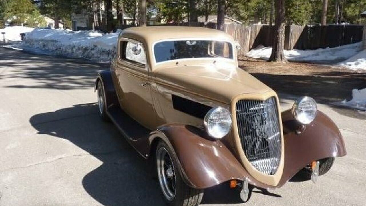 1934 Ford Other Ford Models for sale near Cadillac, Michigan 49601 ...