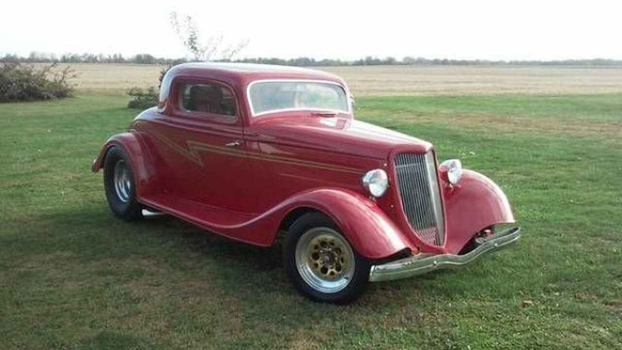 1934 Ford Other Ford Models for sale 100822778