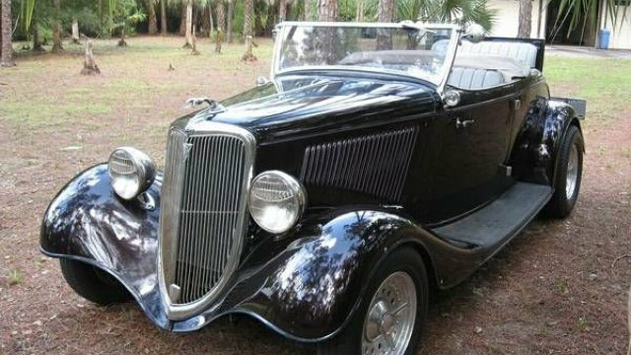 1934 Ford Other Ford Models for sale 100890178