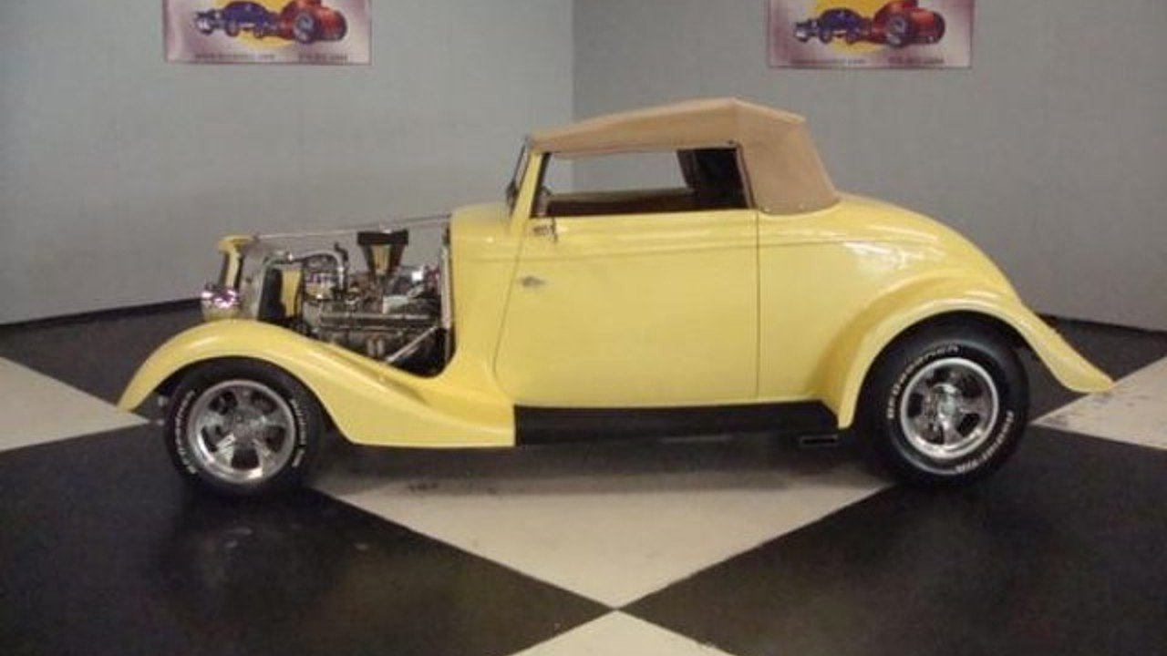 1934 Ford Other Ford Models for sale near Lillington, North ...